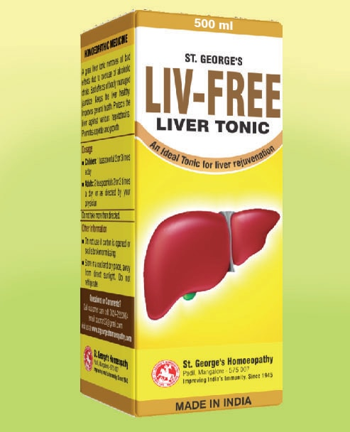 LIV FREE (Liver Tonic)-500ml