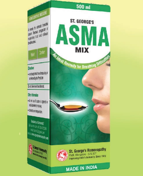 ASMA MIX-500ml