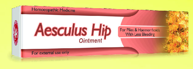 AESCULUS HIP OINTMENT