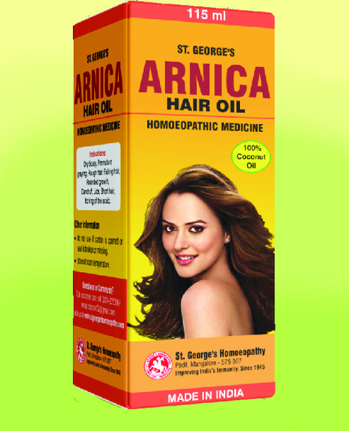 ARNICA HAIR OIL - No.1-115ml