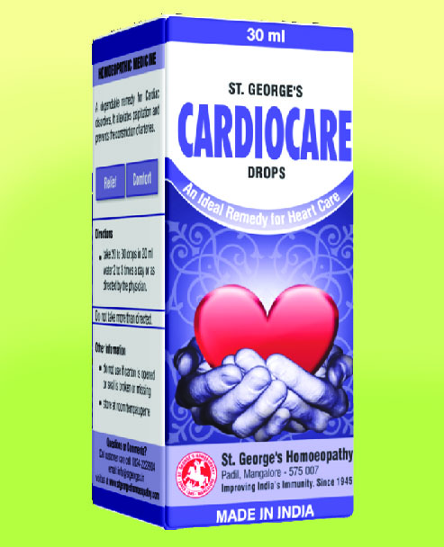 CARDIO CARE Heart Drops
