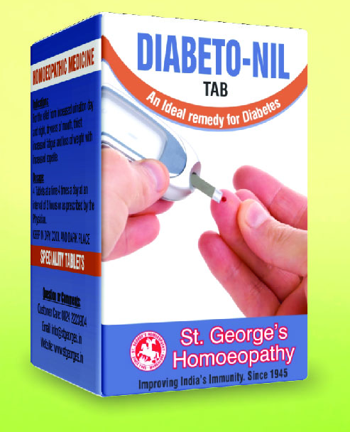 DIABETO-NIL TAB FOR DIABETES