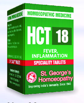 HCT 18 FEVER, INFLAMMATION