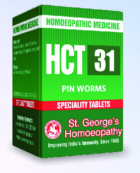 HCT 31 PIN WORMS