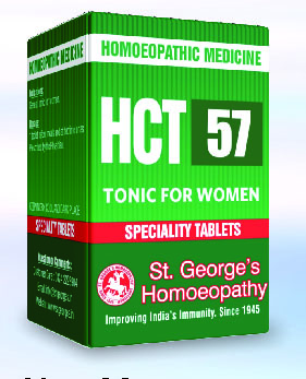 HCT 57 TONIC FOR WOMEN