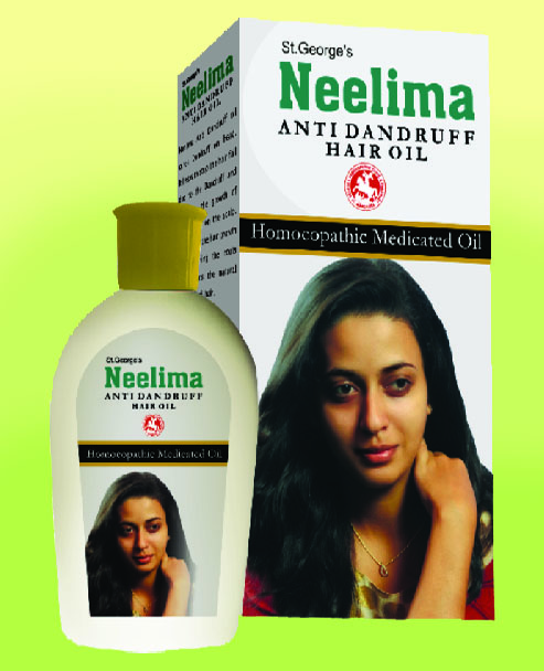 NEELIMA ANTI DANDRUFF OIL