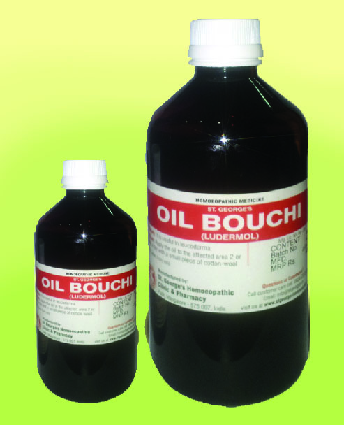 OIL BOUCHI-100ml (Leucoderma)