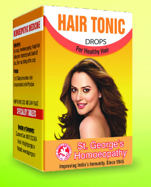 HAIR TONIC DROPS