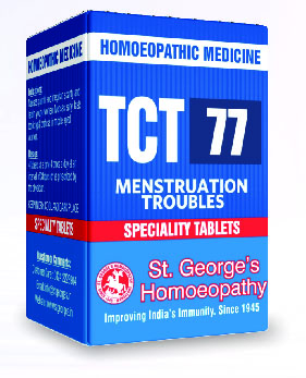 TCT 77 MENSTRUATION TROUBLES