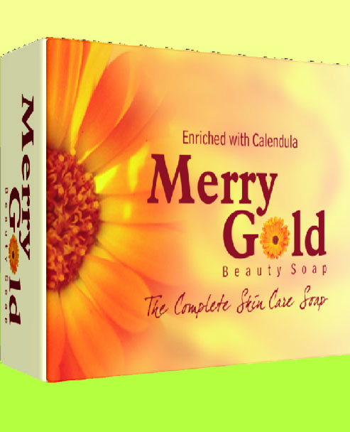 MERRY GOLD SOAP - WHITE